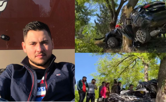 Cine sunt tinerii morți în accidentul rutier, produs în Medgidia. Șoferul, de 22 de ani, era căsătorit și avea doi copii