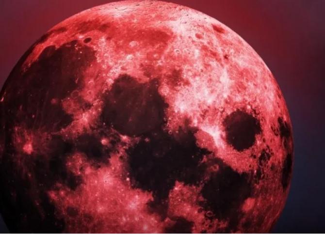 """Eclipsă totală de Lună în Săgetător și Super Luna de Sânge. 26 mai, ziua care schimbă cursul lumii pentru următorii 18 ani """"Reconsiderați relațiile!"""""""