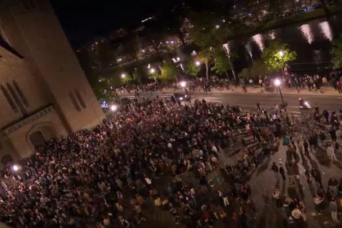 Europa se redeschide cu petreceri în piețe. Explozie de bucurie în Belgia și Spania