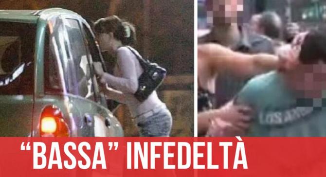 Italia. Prostituată româncă, luată la pumni de soția clientului ei, după ce i-a descoperit în flagrant. Nici el nu a scăpat ieftin