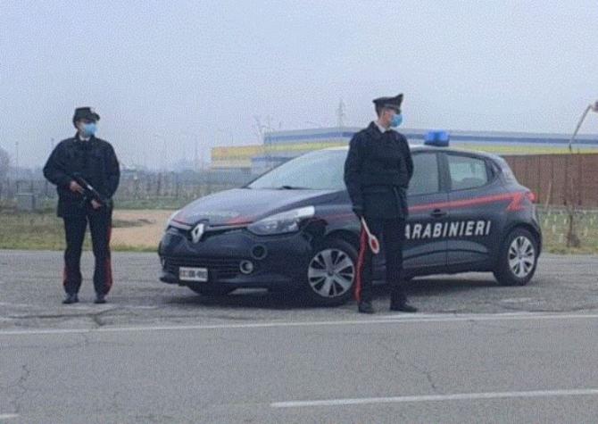 Italia. Român, căutat mai bine de un an de polițiști, era cazat într-un hotel