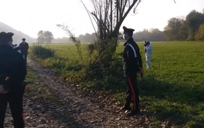Italia. Român, găsit carbonizat pe un câmp: Avea bicicleta și telefonul lângă el (VIDEO)