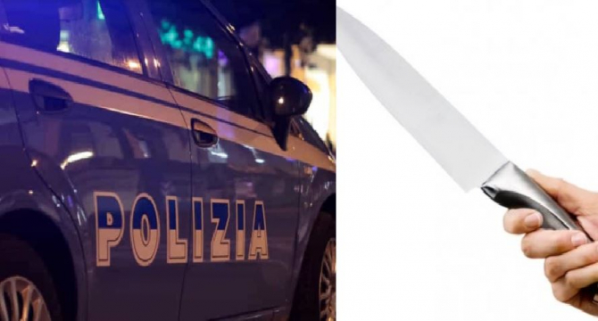 Italia. Un român, care locuiește cu chirie în casa unui conațional, a încercat să-l înjunghie pe proprietar