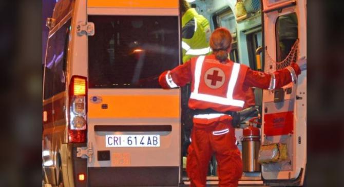 italia ambulanta intreventie la accident