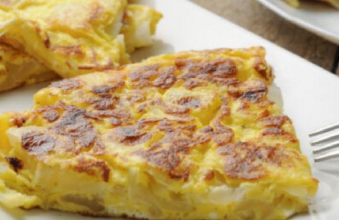 Omleta fără ouă. O rețetă delicioasă pentru un mic dejun sănătos