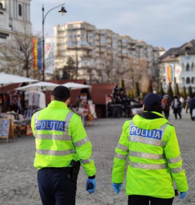 politia romana are un nou sef