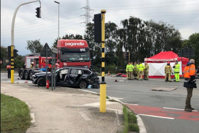 Accident mortal provocat de un român în Belgia. Tânărul și-a aflat pedeapsa (Sursa foto: VRT News)