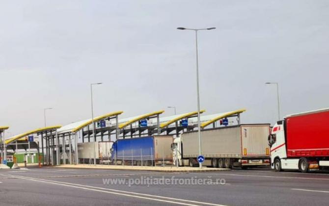 Ungaria. Restricţii de circulaţie pentru autovehiculele de mare tonaj. Șoferii camioanelor, obligați să staţioneze în parcări