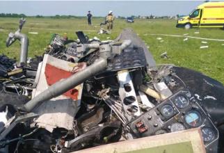 Avion prăbușit în Rusia: 9 morți și 10 răniți - bilanț provizoriu  - FOTO captură internacional.estadao.com.br