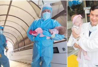 : Abandonată la naștere, micuța pe care o așteptau să moară - operată și adoptată