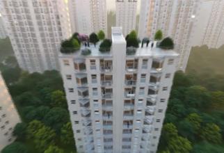 O firmă din China a construit un bloc de 10 etaje, complet finisat, în 28 de ore și 45 de minute - VIDEO