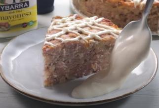 Plăcintă de cartofi cu pui. O rețetă delicioasă, rapidă și simplă pe care o vei repeta la nesfârșit. Nu o poți rata!