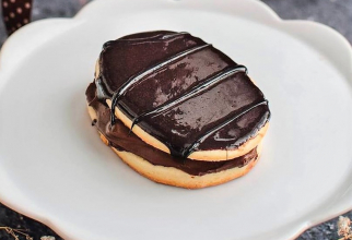 Prăjitura Siret cu ness