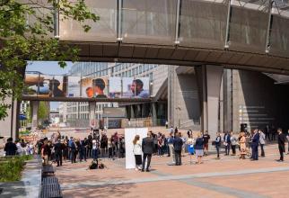 Românii deportaţi au fost comemoraţi în Parlamentul European