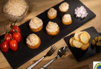 Salata cu icre de ştiucă de Tulcea, al optulea produs românesc recunoscut şi protejat în UE