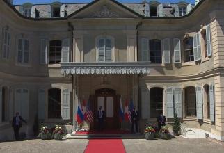 Summitul SUA - Rusia a început la Geneva