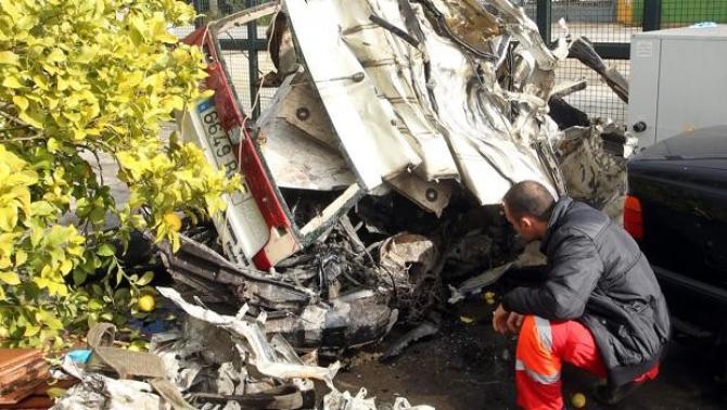 Zonă blestemată în Spania: Patru români și alți 26 de pasageri au murit. Zeci de familii, nenorocite pe viață