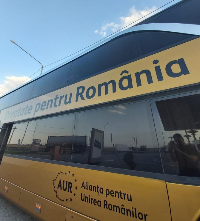 sursa foto: Alianța pentru Unirea Românilor / Facebook