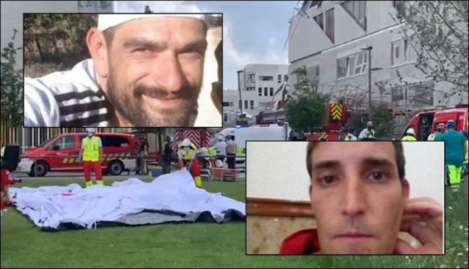 """Belgia. Ei sunt muncitorii morți după ce o școală s-a prăbușit """"Erau băieți grozavi!"""" - VIDEO"""