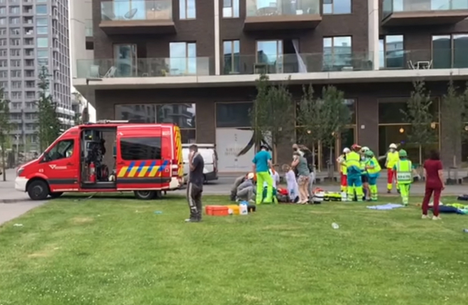 """Belgia. Mărturii cutremurătoare după ce școala prăbușită a omorât un român și alți patru muncitori: """"Oamenii țipau și era sânge peste tot"""""""