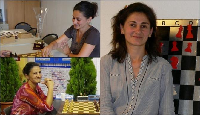 Campioană româncă la şah, moartă în Franţa. Andreea a lăsat în urmă doi copii