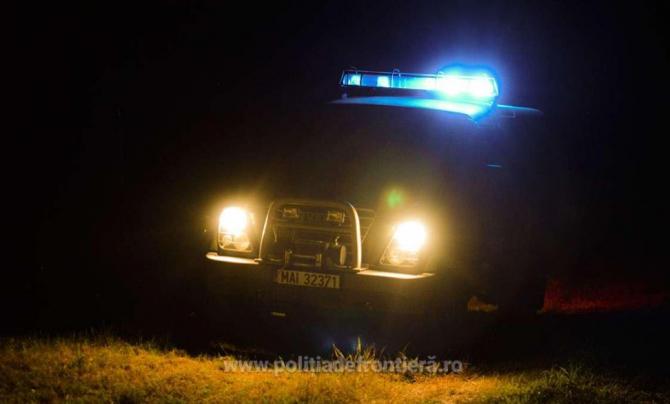 Cei doi poliţiştii români de frontieră, dispăruţi în munţi, au fost găsiți după o noapte de căutări