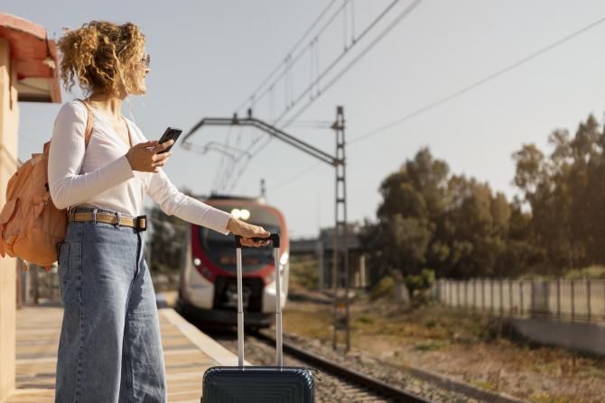 CFR Călători anunţă reduceri pentru călătoriile cu trenul în Europa
