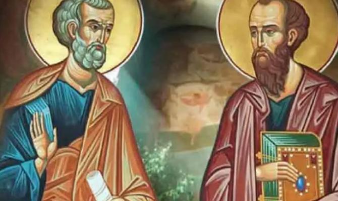 Creștinii îi pomenesc, mâine, pe Sfinții Petru și Pavel. Dacă tună, nucii nu vor avea rod, iar alunele vor fi viermănoase