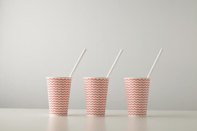 UE nu va mai comercializa produsele din plastic de unică folosinţă