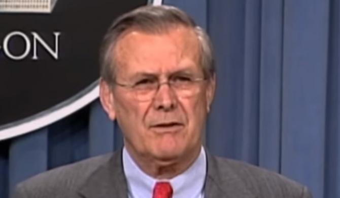 Donald Rumsfeld a murit. Fostul șef al Pentagonului era considerat arhitectul războiului din Irak