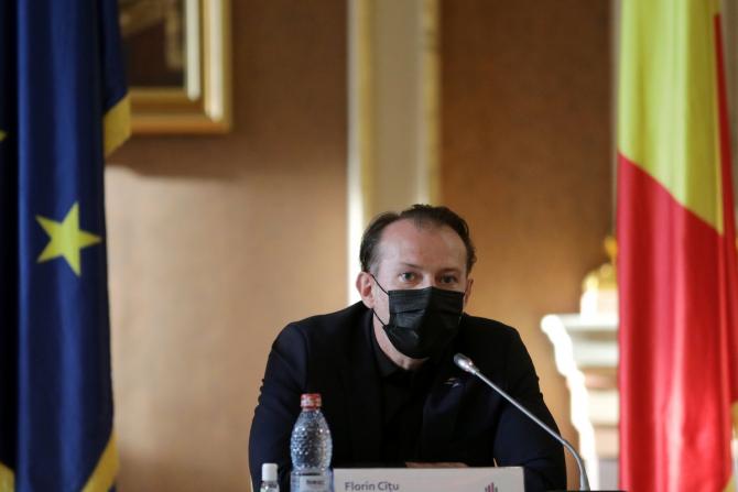Florin Cîțu îi cere lui Marcel Ciolacu să se implice în campania de vaccinare