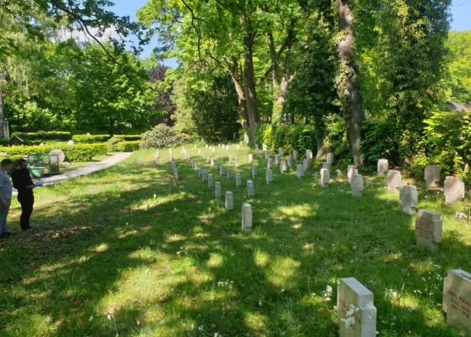 Germania. Mormintele a 78 de ostași români, descoperite la Bayreuth