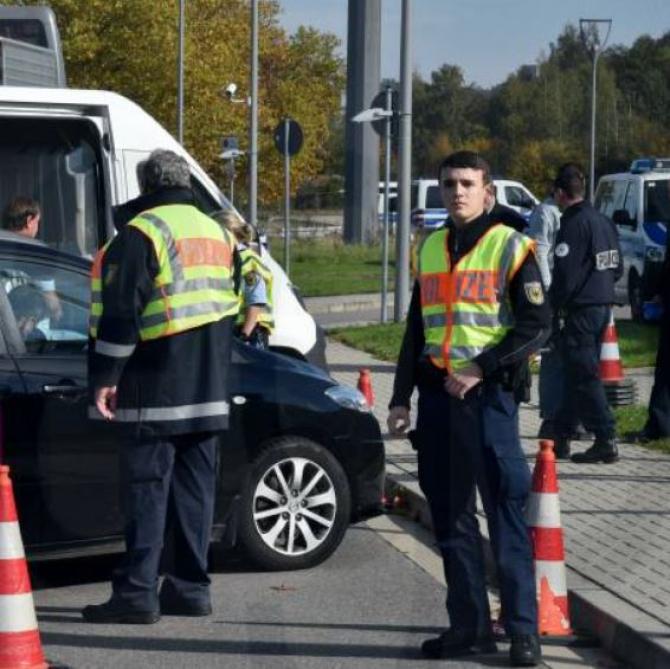 Germania. Român, căutat în toată Europa, prins de poliția federală. Bărbatul va sta după gratii cinci ani
