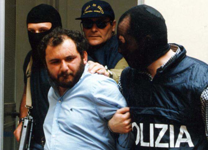 Giovanni Brusca, asasinul eliberat în Italia (Sursa foto: firenzepost.it)