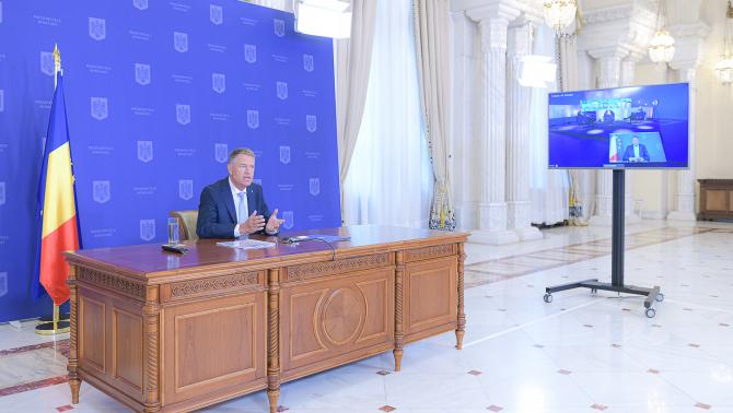 Klaus Iohannis a promulgat Legea 5G