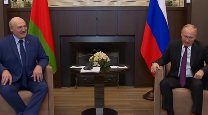"""Lukaşenko: """"Dacă este nevoie, armata rusă poate ajunge în 24 de ore în Belarus"""""""