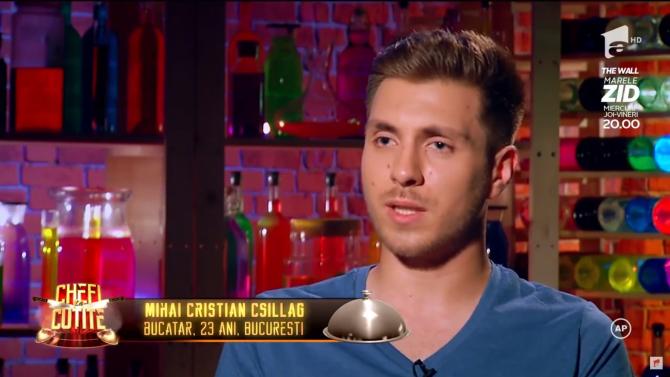 Mihai Csillag, fost concurent la Chefi la Cuțite, e DISPĂRUT de trei luni. Familia e disperată