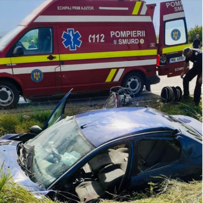 O avocată din Gorj a murit sub ochii fetițelor ei gemene. Mașina în care se aflau a intrat cu mașina într-un cap de pod Sursa gds.ro