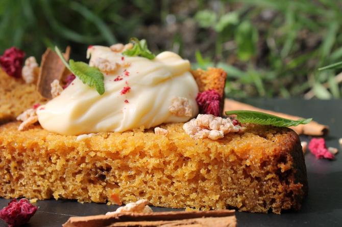 Pandișpan cu zmeură - Cea mai bună rețetă pentru un desert delicios