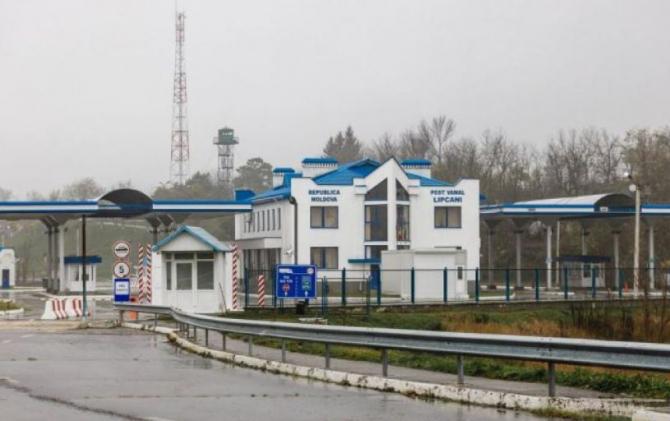 Punctul de trecere a frontierei Lipcani-Rădăuți Prut și-a reluat activitatea