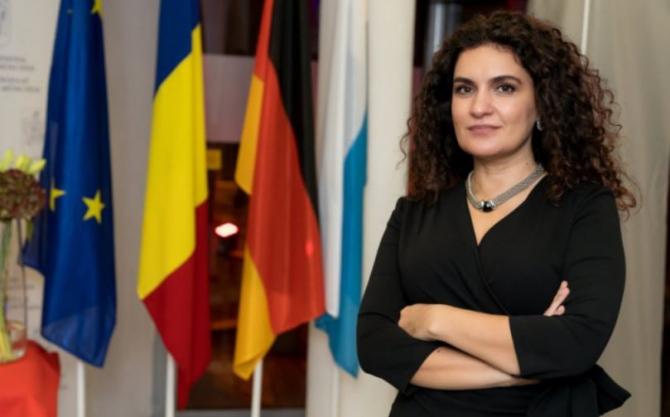 Ramona Iulia Chiriac este noua șefă a Reprezentanței Comisiei Europene la București