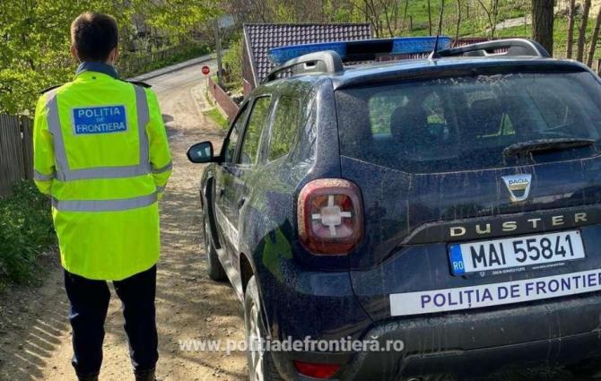 Român, prins la volan, deşi avea permisul de conducere anulat de peste doi ani