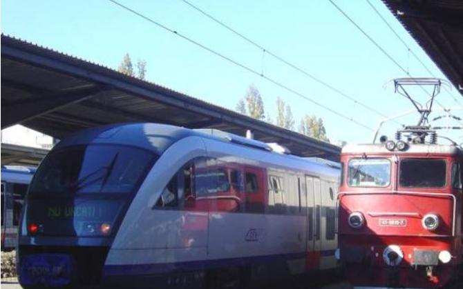 Românii pot cumpăra bilele online pentru trenurile de Ungaria