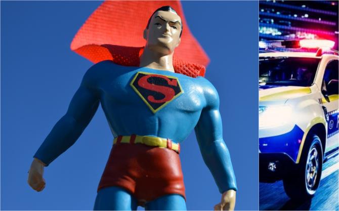 Superman de Chitila a fost arestat