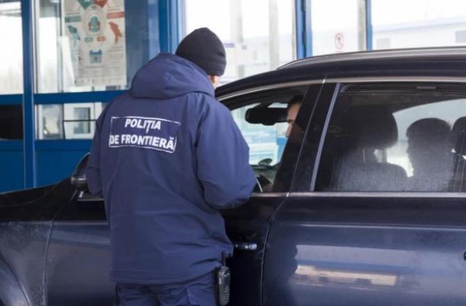 Un moldovean intenționa să ajungă în Europa cu acte false