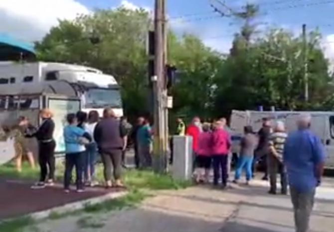 Un român a fost lovit mortal de un TIR