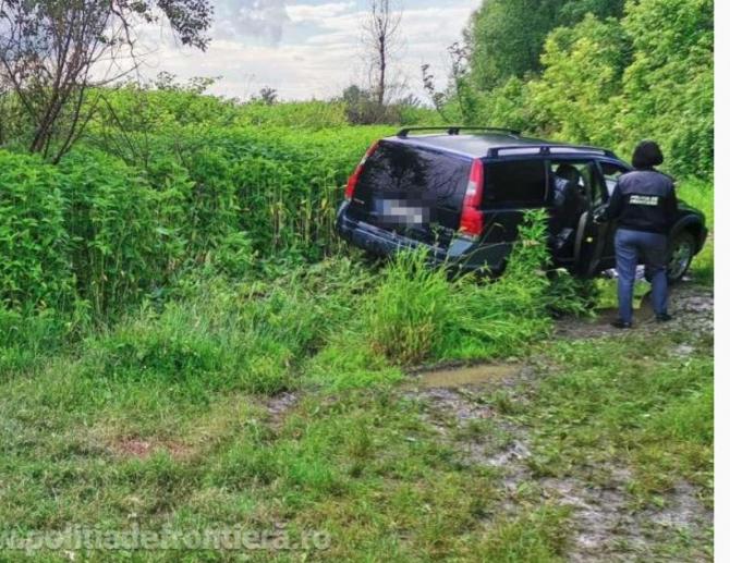 Un român recalcitrant a rămas fără mașină, după un control al polițiștilor de frontieră