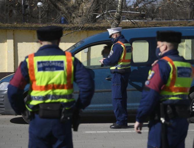 Ungaria. Doi traficanți români, arestați lângă Ruzsa. Ar fi câștigat 3.000 de euro, dacă le reușea planul pus al cale