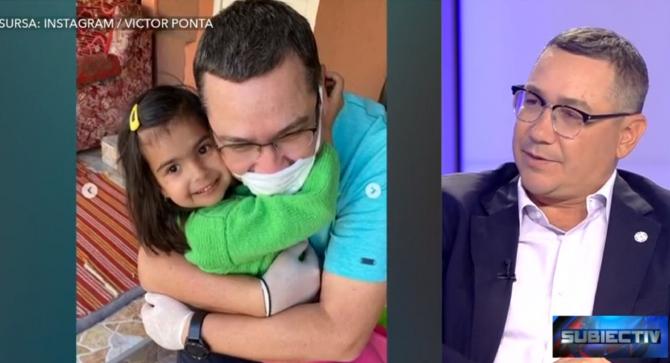 """Victor Ponta, despre momentul în care au decis să adopte un copil: """"Procedurile sunt atât de complicate"""""""