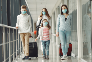 Anglia redeschide frontierele pentru persoanele vaccinate anti-Covid din Europa și SUA, din 2 august. Carantina, eliminată